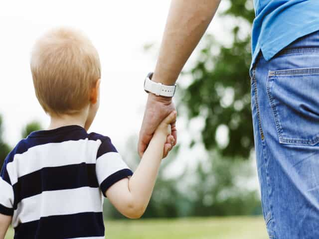 Securing Rights as a Father to a Child